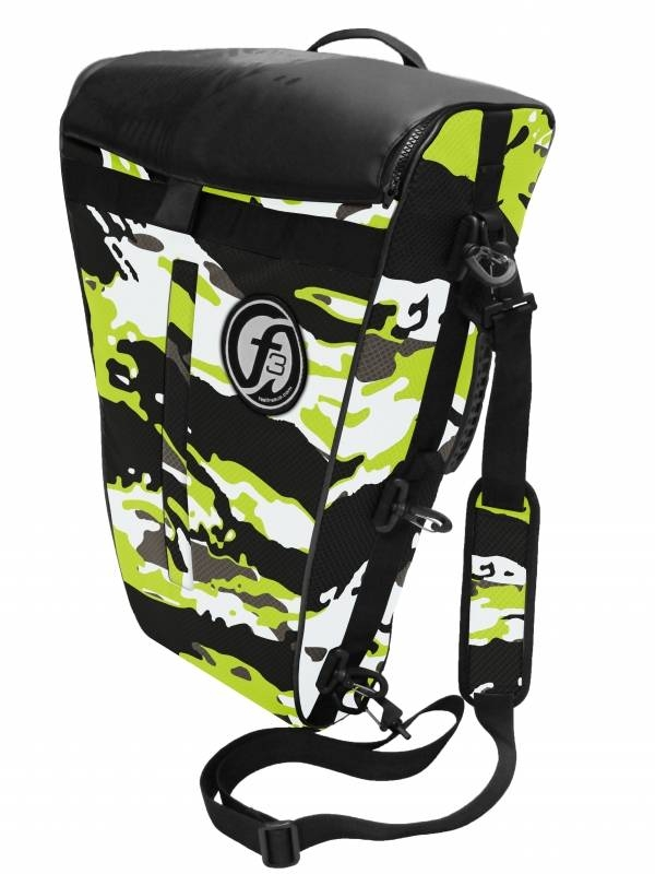 rashladna torba za ribu feelfree camo fish cooler bag m