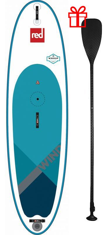 sup daska na napuhavanje red paddle co 107 ride windsup
