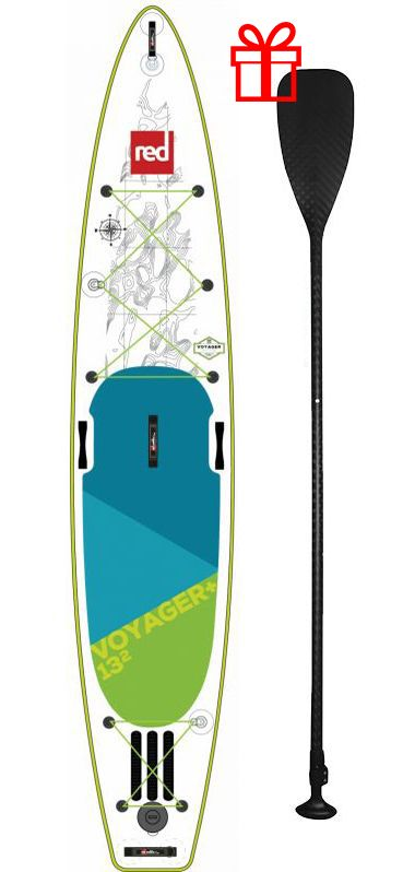 sup daska na napuhavanje red paddle co 132 voyager